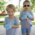 Coastal Cleanup Miami - Little Helpers