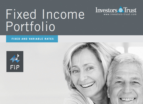 Fixed Income: Regular Savings